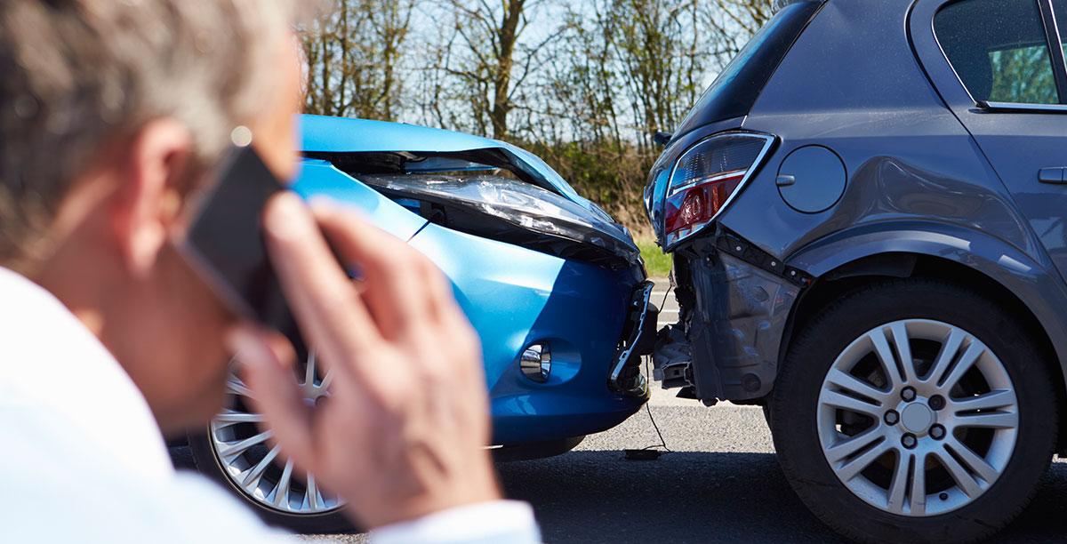 Car Accident Fender Bender South Florida