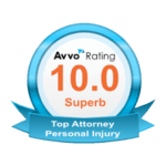 Avvo Rating Icon 10 Superb