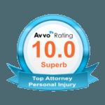 Avvo Rating - 10