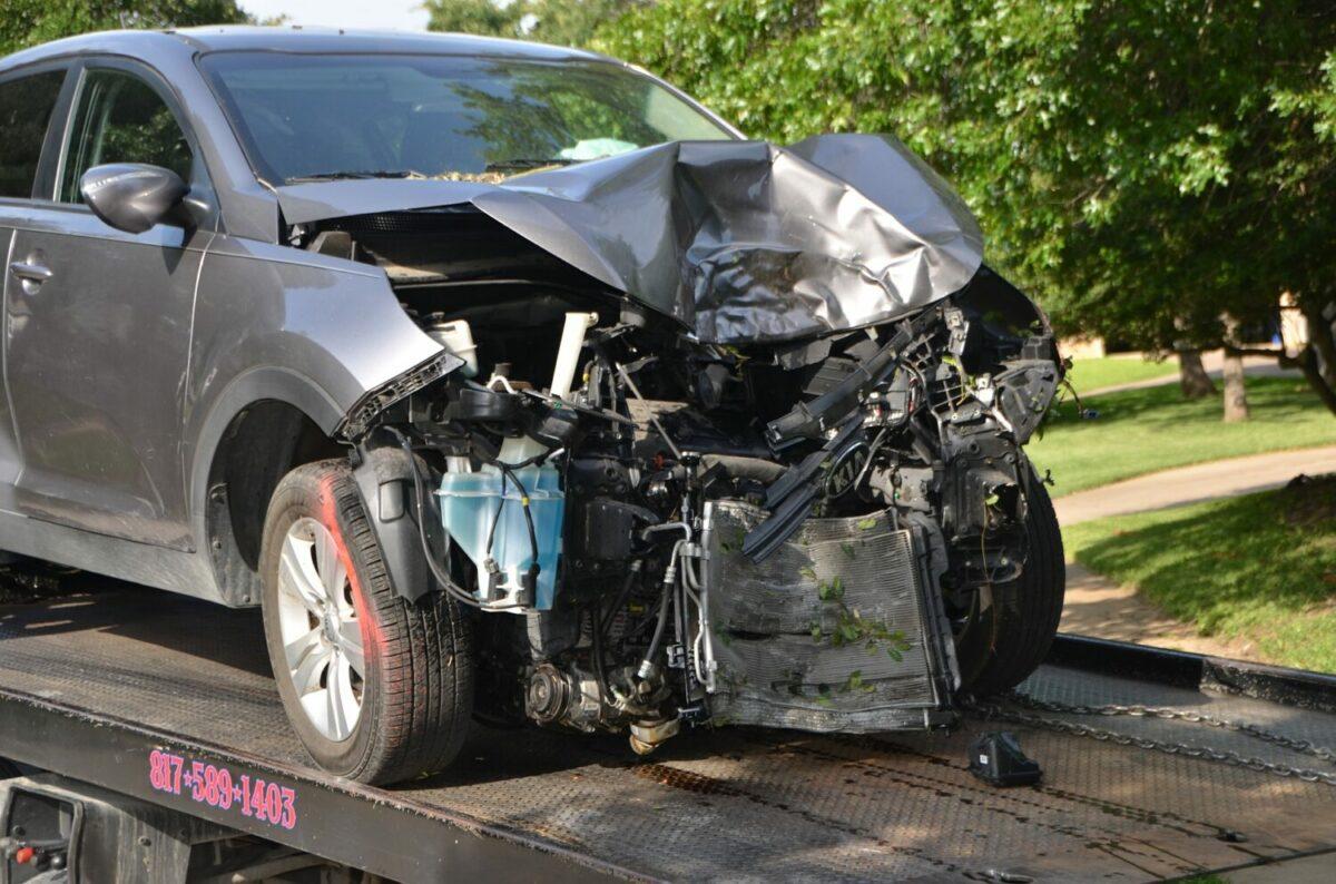 Florida Car Crash Injuries Over the Holidays