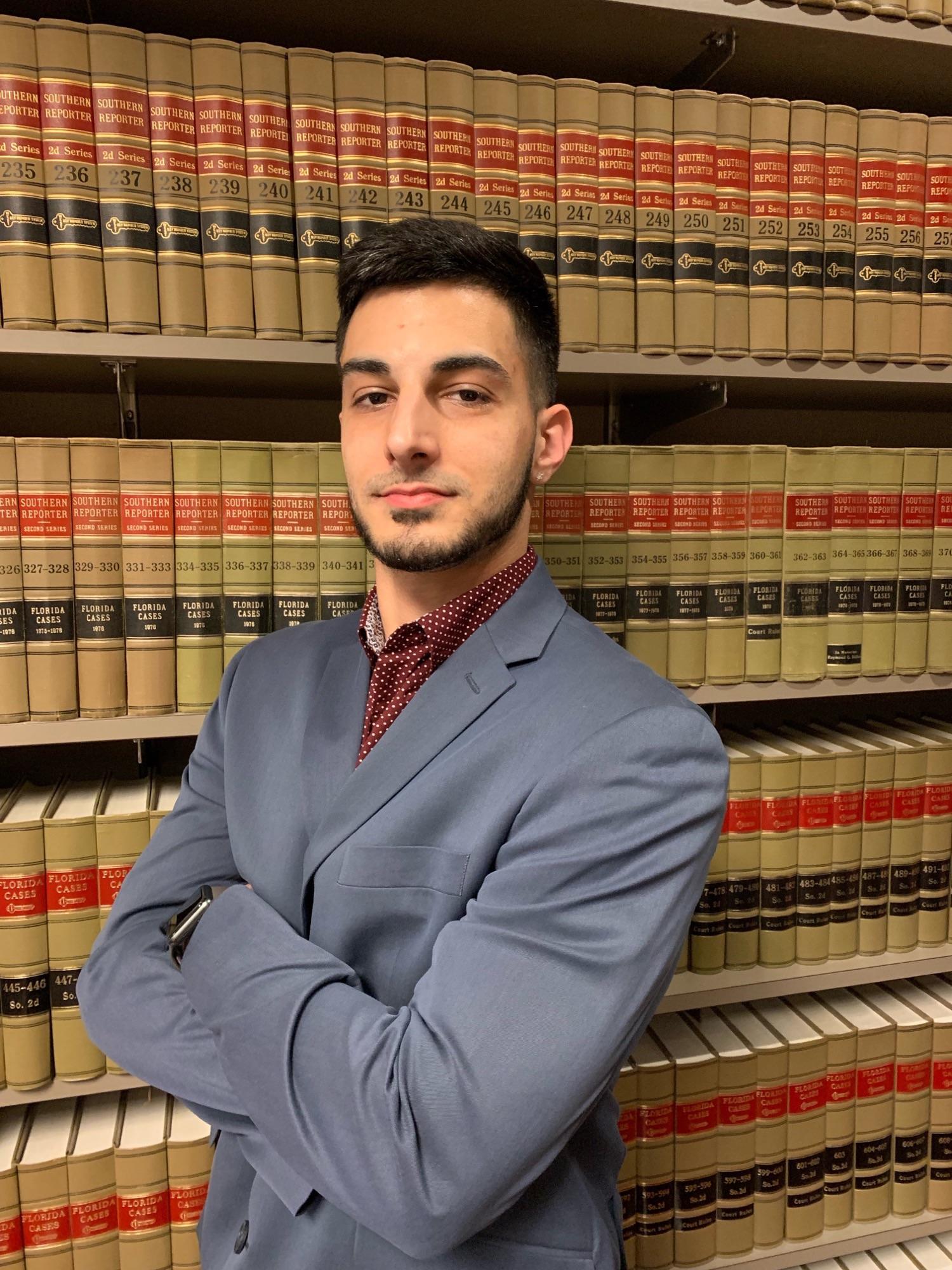 Dillion Mink - Legal Assistant
