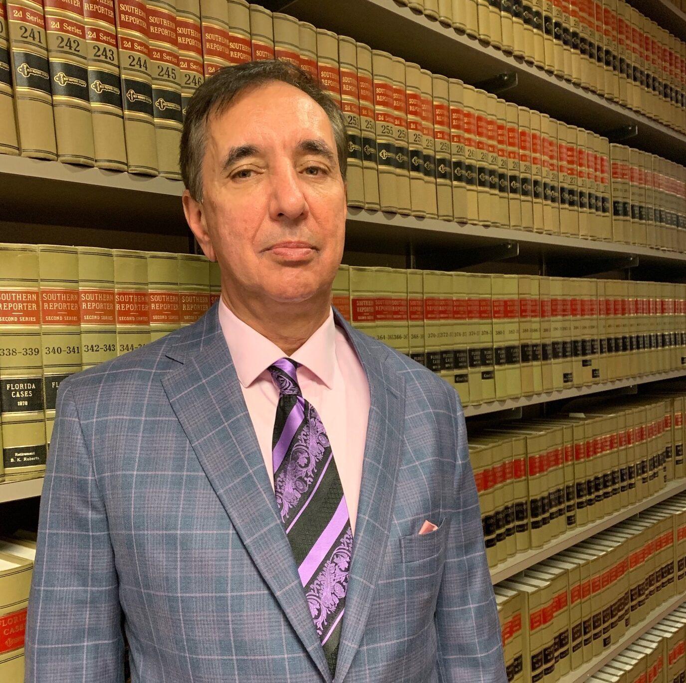 Joseph R. Dawson Managing Attorney for The Dawson Law Firm