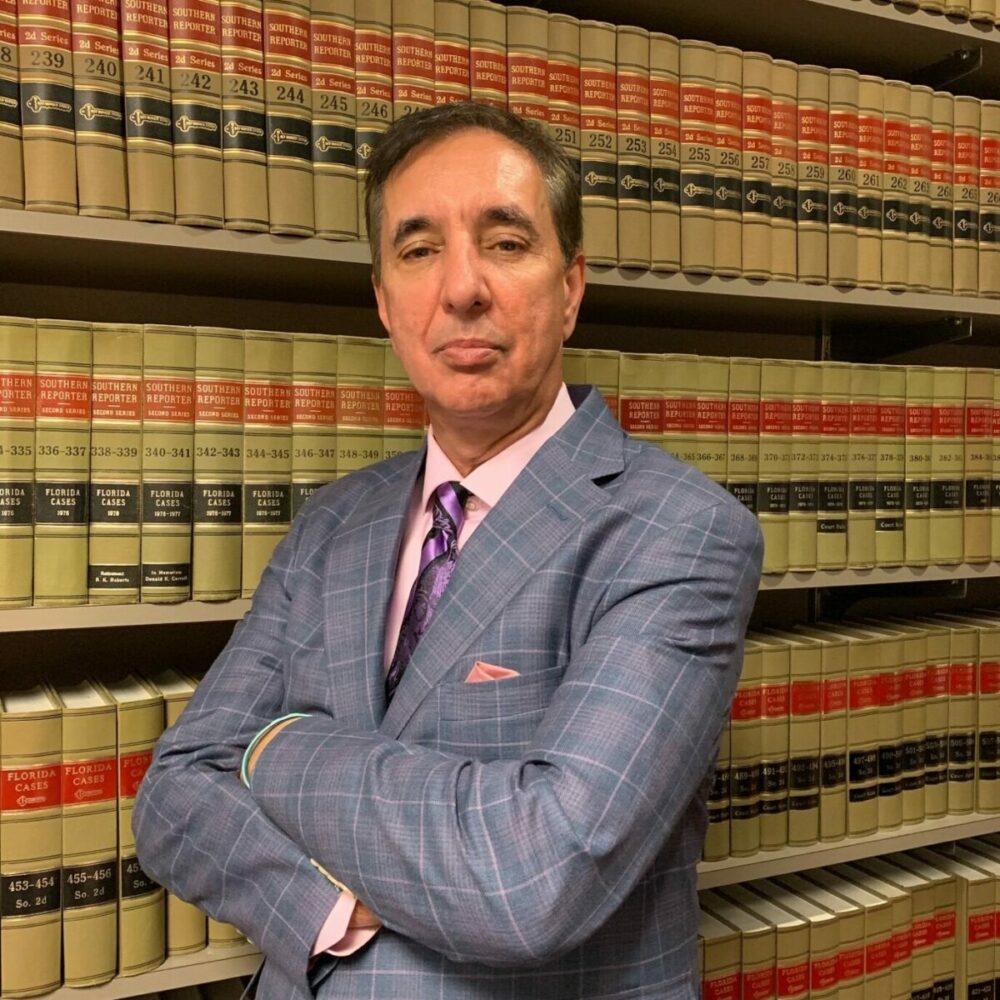 Joseph R. Dawson Managing Attorney for The Law Firm of Joseph Dawson