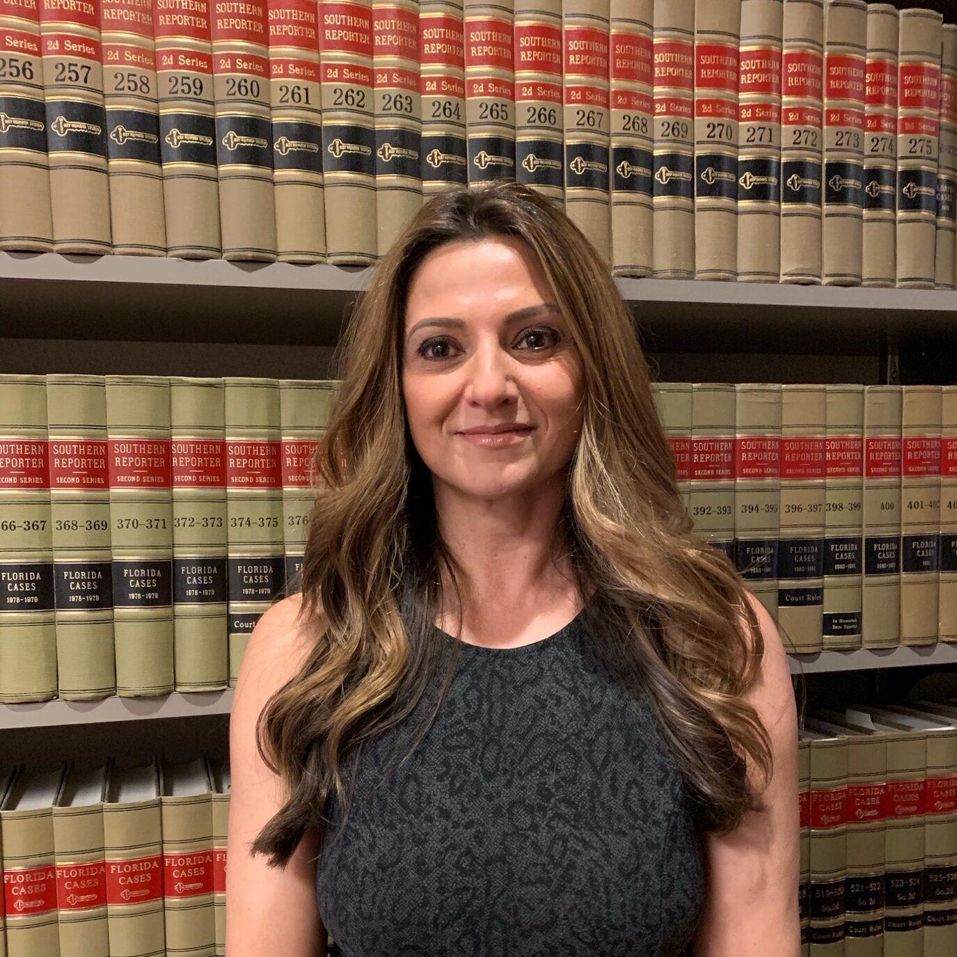 Juanita Mathes Business Development & Case Manager