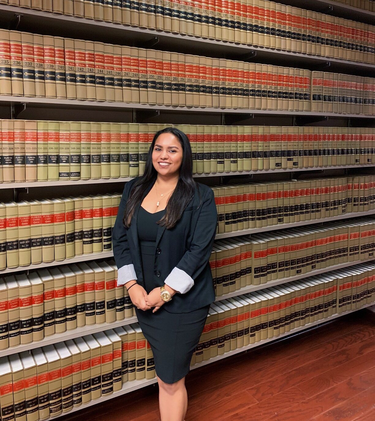 Layla Febres Legal Assistant