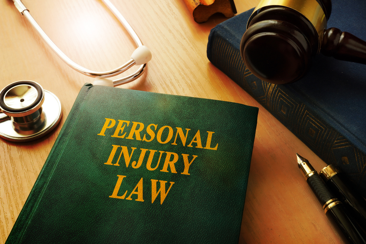 Personal Injury Law Book for Blog on How to Find A Personal Injury Lawyer? 7 Secret Tips You Didn't Know