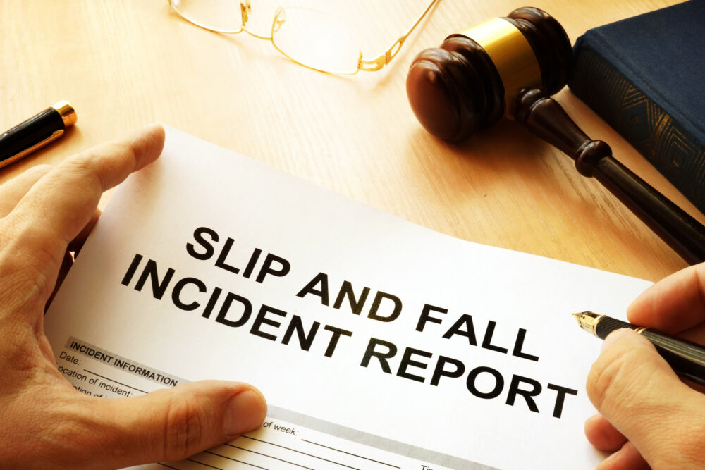 Watch Out! What to Do After a Slip and Fall Accident