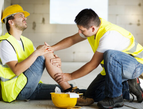 This is Everything You Should Do if You Are Injured at Work