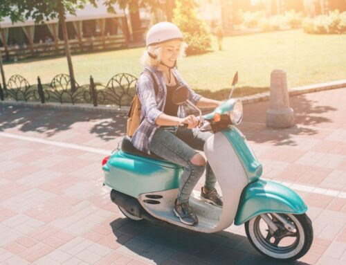 Been in an Electric Scooter Crash? Here's What You Should Do!